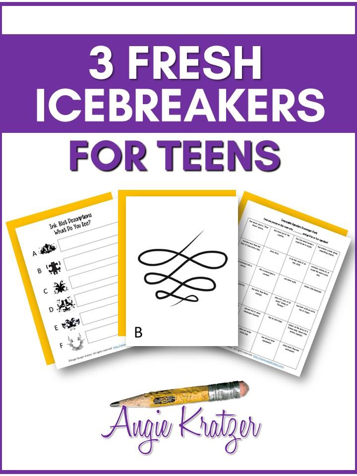 teen icebreakers for high school